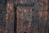 wood writing word grain tar-0024 (Nick Vidal-Hall) Tags: wood writing word grain tar