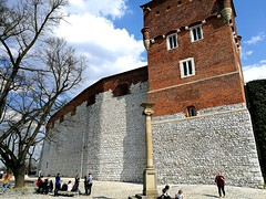 Wawel Castle (ika_pol) Tags: krakow cracow poland oldtown geotagged unesco castle wawel walls