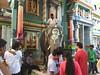 Elephant at Manakula Vinayagar Temple in Pondicherry (Tjeerd) Tags: lakshmitheelephant temple frenchquarter villeblanche whitetown françoismartinstreet lakshmi elephant pondicherry puducherry india tondainadu pondy pondichéry manakulavinayagartemple incredibleindia