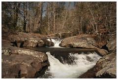 Dicks Creek Falls (aerheart51) Tags: waterfallsphotography waterfallsofnorthgeorgia waterfalls usa northgeorgia dickscreek chattahoocheenationalforest jkculver canon