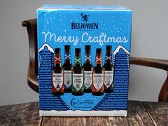 Bellhaven Merry Craftmas (knightbefore_99) Tags: bellhaven craftmas beer cerveza pivo sampler uk import great tasty malt hops bottle dunbar scotland ale best awesome craft