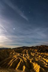 Moonlight (Menx Cuizon) Tags: zabriskiepoint nightphotography death valley stars desert nature outdoor travel california