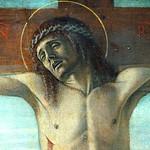 BELLINI Giovanni,1465-70 - Le Calvaire (Louvre) - Detail 50 thumbnail