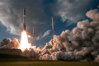 GOES-S Launch from SLC-41