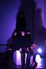 PurpleShades (lauttone1) Tags: salerno sa ita italia italy campania south meridione sud teatro laav officina teatrale canon eos 1d mark iii streetphotography lights shadows silhouette purple theater