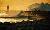 Farolim de Felgueiras (vmribeiro.net) Tags: porto portugal farolim felgueiras lighthouse farol oporto storm tempest nikon d7000