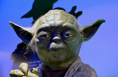 Expo Star Wars - Yoda (Oscar-Z4Design) Tags: expo exposición star wars yoda darth maul vader