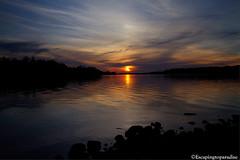 HarrisLake+1_9888_TCW (nickp_63) Tags: peninsula shearon harris reservoir lake new hill nc north carolina sky sunset sundown county park wake dusk water