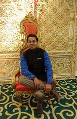 Self explanatory pose. (SHAN 1973) Tags: hhi kolkata hotel 2018 redminote4