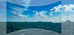 Ocean view gebogen (Andre's fotocarrousel) Tags: 2016 amerika cuba sonya7rii ocean