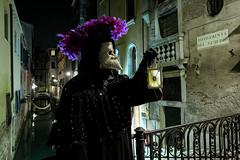 Casanova is strolling by night (Ruinenvogel) Tags: venedig venice venezia venise casanova canalgrande carnevale carnival karneval night nightshots nacht nachtaufnahmen nachtaufnahme nightshot hdr