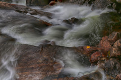Rhythm of Water (lfeng1014) Tags: rhythmofwater waterfalls belvédèredeschutes monttremblant quebec canada canon5dmarkiii 70200mmf28lisii 06second leefilters autumn mapleleaf water rocks landscape lifeng