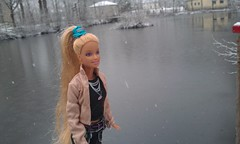 IMAG0954 (Frankenbarbies) Tags: barbie winter snow cold dolls ladies lady weather friends water ice puppen puppe photography photo barbies mädchen fashionista fashionistas blond flickr myscene erotic doll holiday sexy ferien spielzeug sisters smile foto girls
