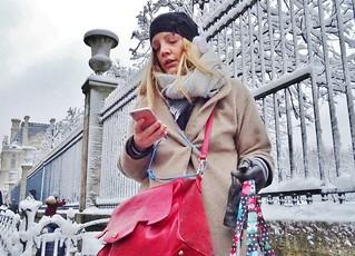 2018-02-07  Paris - Rue de Rivoli - Tuileries
