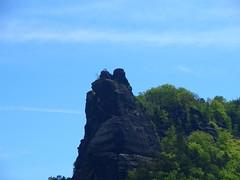 Gipfelstürmer (michaelschneider17) Tags: reisen deutschland sachsen natur elbsandsteingebirge