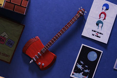 axe bass (kinmegami) Tags: geek roombox miniature rement dollshoes diorama 16