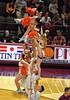 HOKIE CHEERLEADERS (SneakinDeacon) Tags: hokies vt vatech virginiatech louisville cardinals cards acc cassellcoliseum basketball cheerleaders