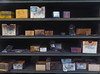 Parts (Orbmiser) Tags: mzuikoed1240mmf28pro 43rds em1 mirrorless olympus ore portland m43rds shelves boxes parts