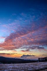 _DSC0099 (johnjmurphyiii) Tags: 06416 clouds connecticut cromwell dawn evergreenhill originalnef sky sunrise tamron18400 usa winter johnjmurphyiii landscape nature