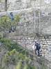 Dur, dur… (Jean-Charles Clavé) Tags: marches escalier mursdepierres promeneurs fatigue épuisement