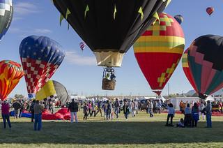 Hot Air Balloon Festival 2017 6