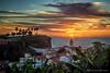 Câmara de Lobos (Luis Ftas) Tags: sunset pôr do sol luisftas luísfreitasphotos câmara de lobos madeira discover island