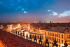 Venice (T is for traveler) Tags: travel traveling traveler tisfortraveler digitalnomad exploration backpacker photography street europe trip canon 700d venice adventure italy panoramic view canal city lights night longexposure rialto samyang 14mm wide len widelens