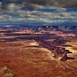 Buck Canyon and an Overlook of Canyonlands National Park thumbnail