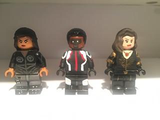Custom LEGO CW 8