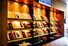 Magazine shelf (A. Wee) Tags: auckland newzealand nz 机场 airport akl 奥克兰 新西兰 qantas lounge businessclass 商务舱