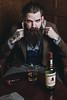 John Wolf (sebastianberger) Tags: bearded hippster germanman vintage masanzug suit whisky harrysnewyorkbar fujilover style portrait portraitlover fashion flashlight strobe indoor coolguy hannover