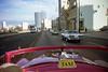 Taxi parade (Todron) Tags: lomo lomography lca lomolca ussr madeinussr minitar 32mm 32mmf28 minitar32mmf28 wide wideangle grandangolo 35mm filmcamera film fuji fujifilm fujichrome fujichromevelvia100f velvia velvia100 diapositiva slp1000se e6 transparency epson epsonv600 v600 habana havana lavana cuba caribbean royalcaribbean malecon taxi taxiride vintagecars