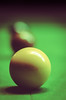 Two Points! (bharathputtur122) Tags: snooker yellow ball billiards game frame bokeh smooth nikkor line cue