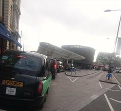 London's new Black Cab  First TX5 Electric on the rank (boysnips) Tags: levc tx5 blackcab txe londonicon londontaxicab londontaxi londonblackcab londontaxicompany londonstreets londonkingscross lti ltitx4 cabrank