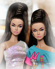 Poppy Twins (daniela.markovna) Tags: fashion royalty poppy parker doll