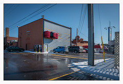 Believe It or Not! (Rick Olsen) Tags: building architecture fujifilm fuji xm1 americana smalltown