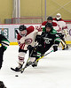 Pursuit... (R.A. Killmer) Tags: sru green black white slippery rock university skate stick puck pursuit fast compete acha rochester