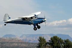 1960 Piper PA-22-160 (twm1340) Tags: cottonwood municipal airport p52 az tripacer pacer tailwheel conventional landing gear pa22160 pa22 n3551z explore explore149