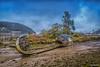 abandono (ton21lakers) Tags: abandono barcos lancha mar san juan la arena paisaje ribera ria marina muelle asturias toño escandon canon tamron