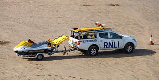 RNLI Lifeguards Newquay 29th September 2017