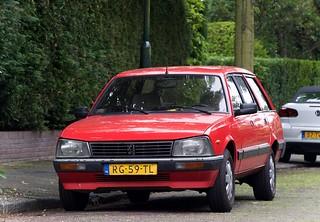1987 Peugeot 505 GR Familiale
