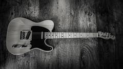 Hello Squire! (matugwell) Tags: guitar squire fender blackandwhite music