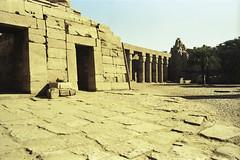 Luxor Temple (w.d.worden) Tags: 35mm film kodak luxor egypt kodacolor