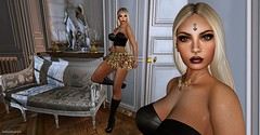 ► ŁΘΘҜ 451 ◄ (FashionGeekStyle) Tags: michan gulabi cosmopolitan anybody kustom9 supernatural swallow utopiadesigns