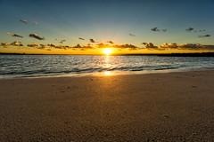 Time (shanepinder) Tags: bahamas montagu montagubay nassau clouds dawn horizon horizontal morning sky sunrise