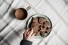 Weihnachten auf dem Teller (zeilenzunder) Tags: vegan food photography lifestyle essen backen weihnachten plätzchen cookie coffee