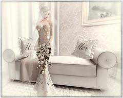 Adele Bridal Gown by Shoenique Designs (China James (Pixel Paparazzi)) Tags: shoenique bridal wedding gown