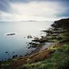 The Isle of Muck from Eigg (Mark Rowell) Tags: eigg muck scotland hebrides thesmallisles hasselblad 903 swc mediumformat 6x6 120 kodak portra bigstopper film