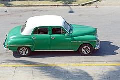 Sunny Green (emerge13) Tags: santamariadelmarcuba santamariadelmarhabanacuba classiccars plymouth1952 plymouthcars cuba autosanciennes vintagecars voituresanciennes