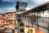 Elevador de Santa Justa HDR (Strocchi) Tags: elevadordesantajusta elgrasciaro elevator ascensore canon eos6d 24105mm prospective prospettiva hdr landscape paesaggio portugal portogallo lisbon